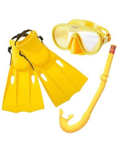 INTEX Zestaw do nurkowania w siatce