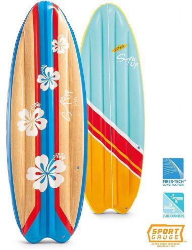 INTEX Materac deska surfingowa 178x69cm