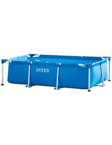 INTEX Basen ogrodowy stelażowy 260x160x65cm