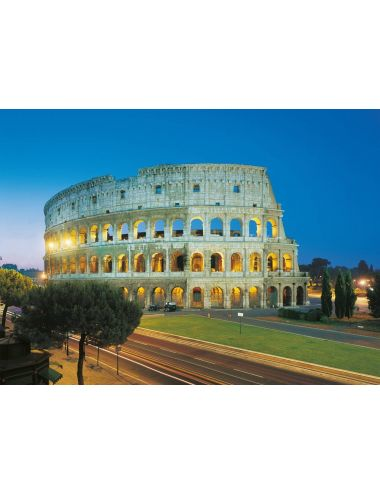 Clementoni Puzzle 1000el Roma Colosseo 39457