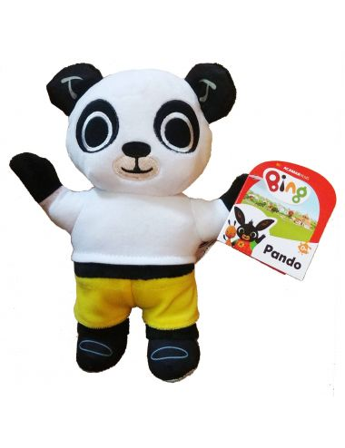 BING Pando pluszowa maskotka panda 20cm