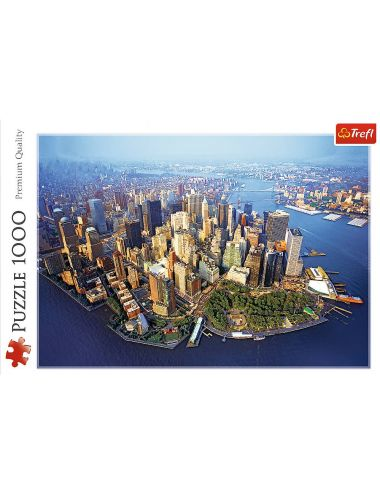Puzzle 1000el Nowy Jork 10222 Trefl