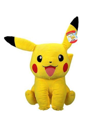 POKEMON Pikachu maskotka pluszowa 45 cm