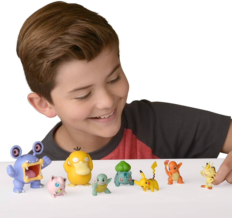 Pokemon 8 figurek