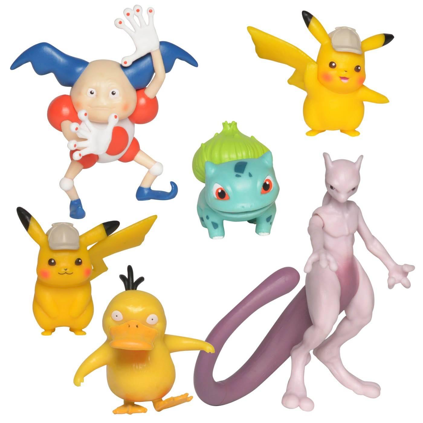 Pokemon 6 figurek