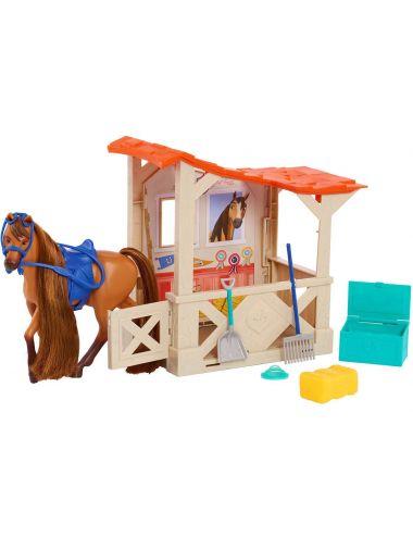 SPIRIT Stajnia i Koń Mustang duch wolności