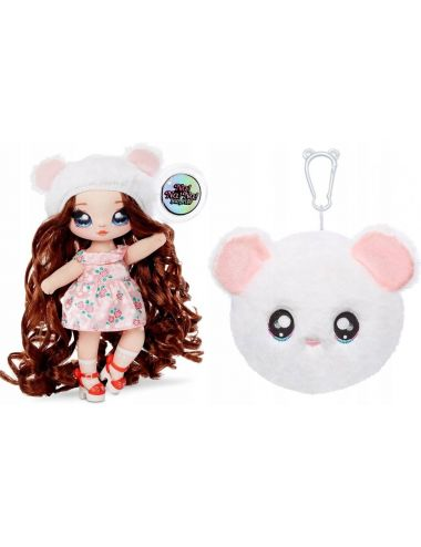 Na Na Na Surprise! Laleczka Misha Mouse Pom Doll 565994 569244
