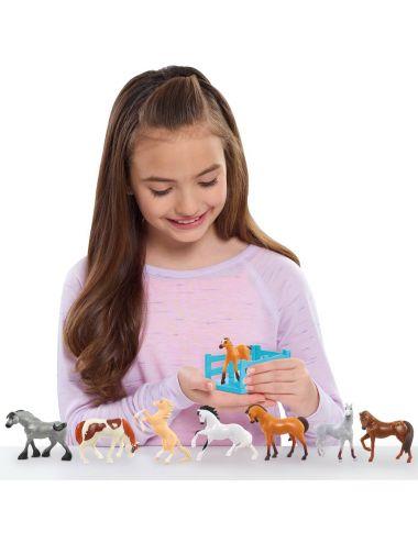 SPIRIT Koń figurka kolekcjonerska Mustang Duch wolności