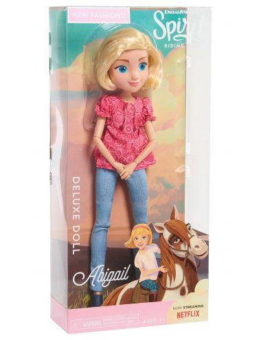 Spirit Lalka Abigail 30cm Mustang Duch Wolności