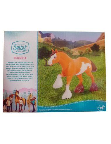 Spirit Koń rumak Sequoia 18 cm Mustang Duch Wolności