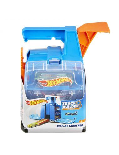 Wyrzutnia Hot Wheels Walizeczka Track Builder GCF92