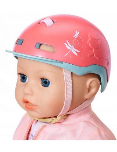 Baby Annabell 703359 Kask dla Lalki 43 cm