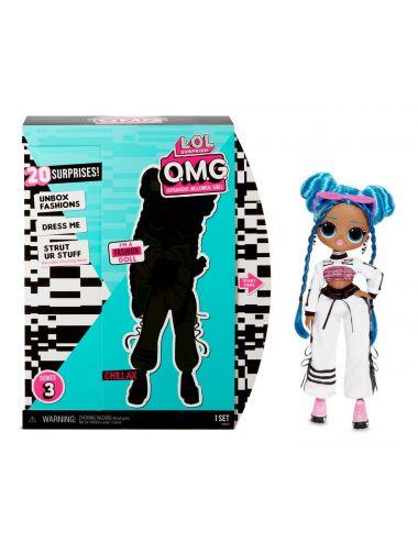 LOL Chillax OMG lalka modowa Seria 3