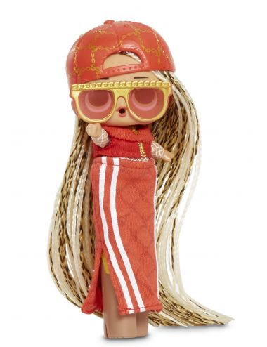 LOL Just Kicks M.C. Swag lalka fashion z butami