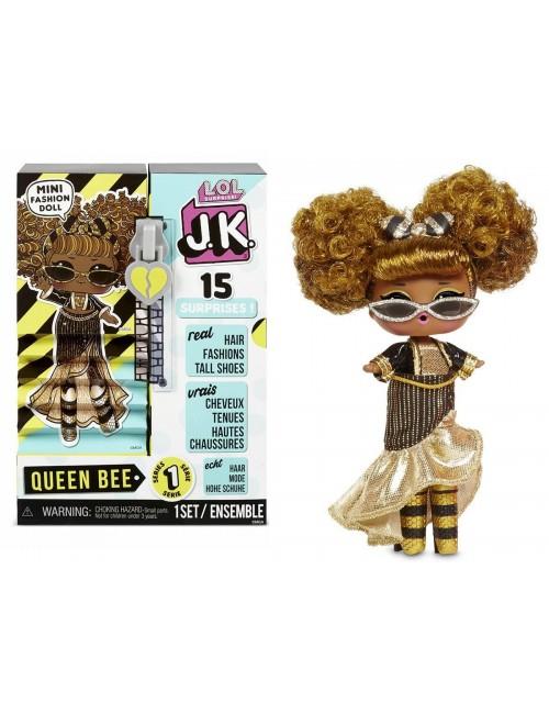 LOL J.K. Queen Bee laleczka z butami na wysokiej podeszwie