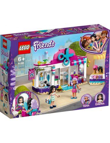 LEGO Salon fryzjerski w Heartlake 41391 Friends