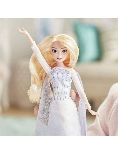 Disney Frozen II Kraina Lodu Elsa Królewska śpiewająca po polsku