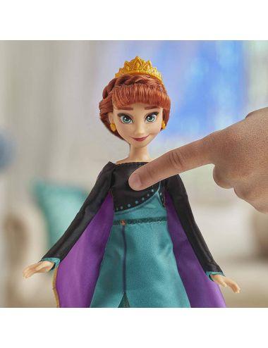 Disney Frozen II Kraina Lodu Anna Królewska śpiewająca po polsku
