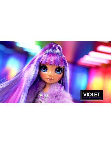Rainbow High Violet Willow Lalka modowa