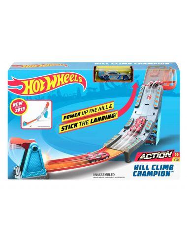 Hot Wheels Wyścig pod górę Rywalizacja Mistrzów GBF83