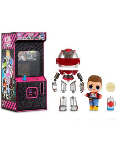 LOL Boys Arcade Heroes laleczka automat do gry