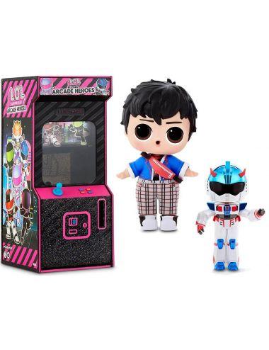 LOL Boys Arcade Heroes Fun Boy lalka