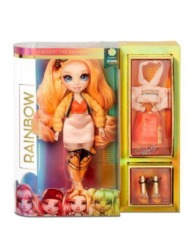 Rainbow High Poppy Rowan Lalka  569640 pudełko box