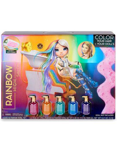 Rainbow High Salon Fryzjerski piękności 567448