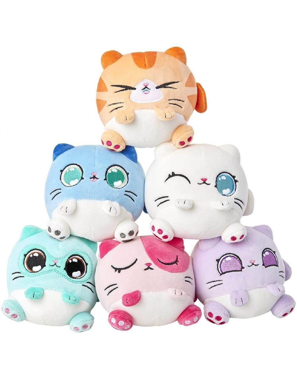 Kitten Catfe pluszowy kotek pachnący pluszak Meowble Seria 1