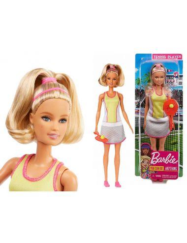 Barbie Lalka Tenisistka