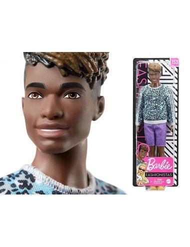 Ken stylowy Fashionistas
