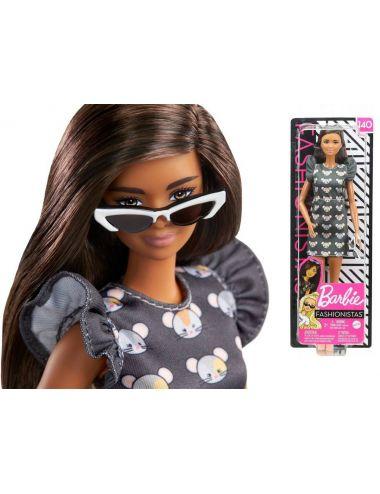 Barbie Lalka Fashionistas GHW54