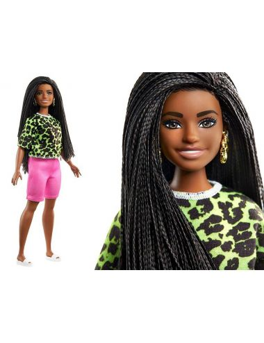 Barbie Lalka Fashionistas GHW58