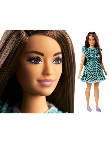 Barbie Lalka Fashionistas GHW63