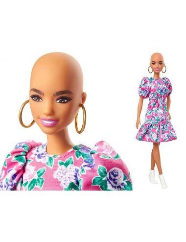 Barbie Lalka Fashionistas GHW64