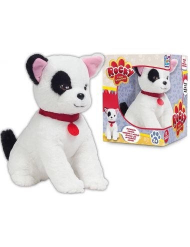 TM Toys Interaktywny Piesek Rocky Puppy Luv