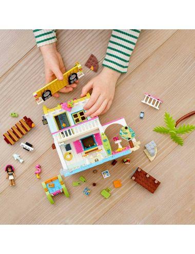 LEGO Friends Domek na Plaży 41428