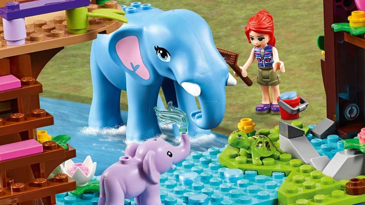 LEGO Friends Baza Ratownicza 41424