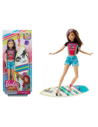 Barbie Surferka Lalka