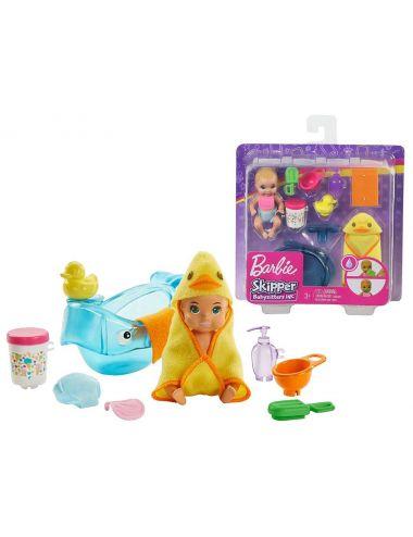 Barbie dziecko klub opiekunek