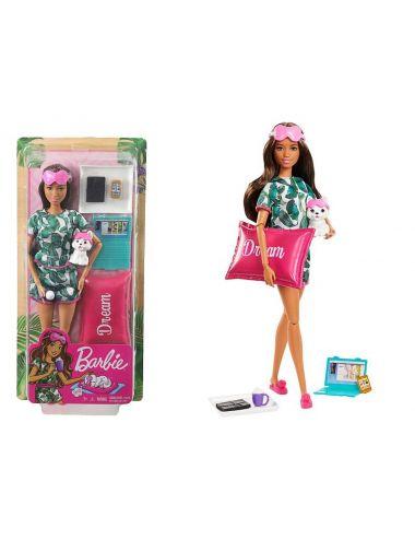 Barbie relaks na sen