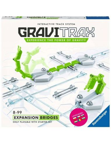 Ravensburger Gravitrax Mosty Zestaw Uzupełniający 268542
