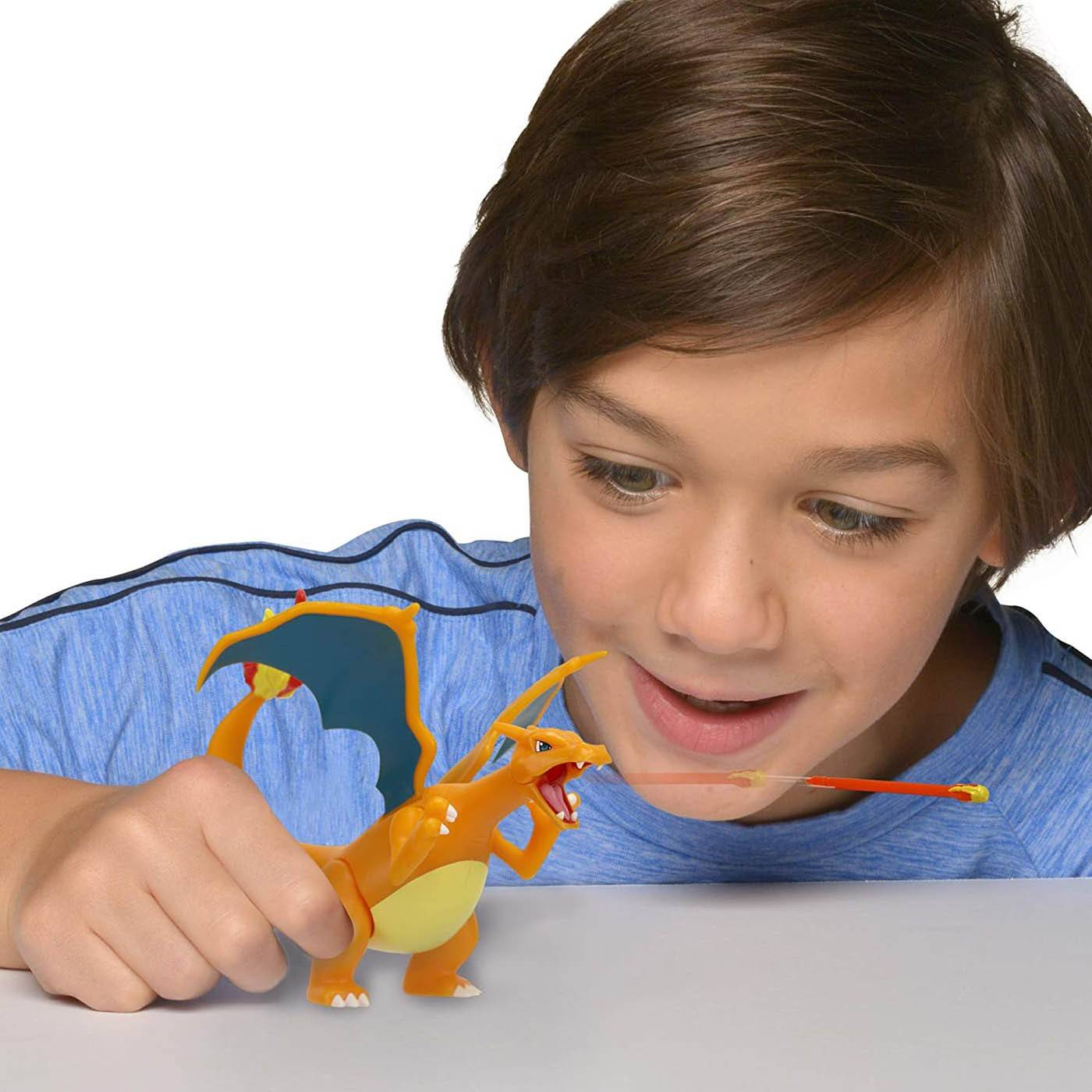 Pokemon Battle Feature figurka Charizard 11cm