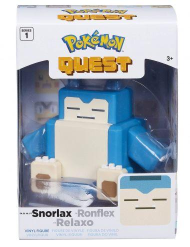 Pokemon Quest Snorlax figurka vinylowa 10cm