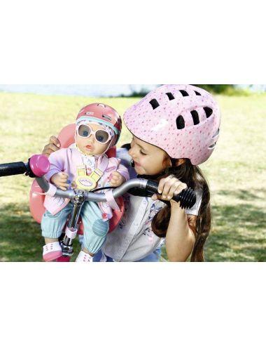 Baby Annabell fotelik rowerowy dla lalki 43 cm