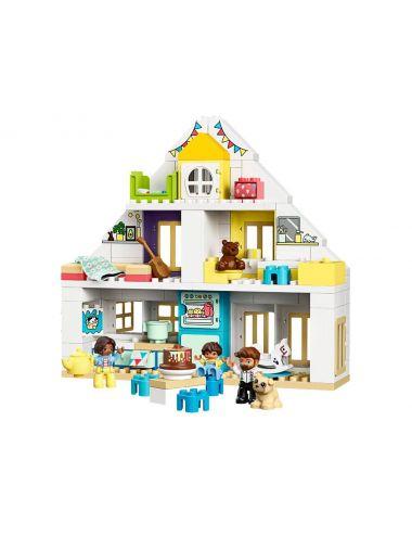 LEGO Duplo Town Wielofunkcyjny domek 10929