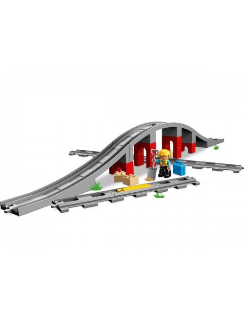 tory kolejowe lego