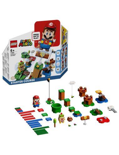 LEGO Super Mario zestaw startowy Przygody z Mario 71360