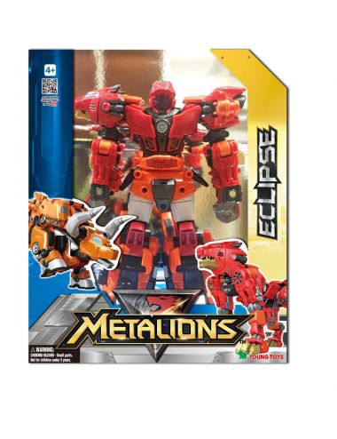 Metalions Eclipse Robot transformer figurka 314030
