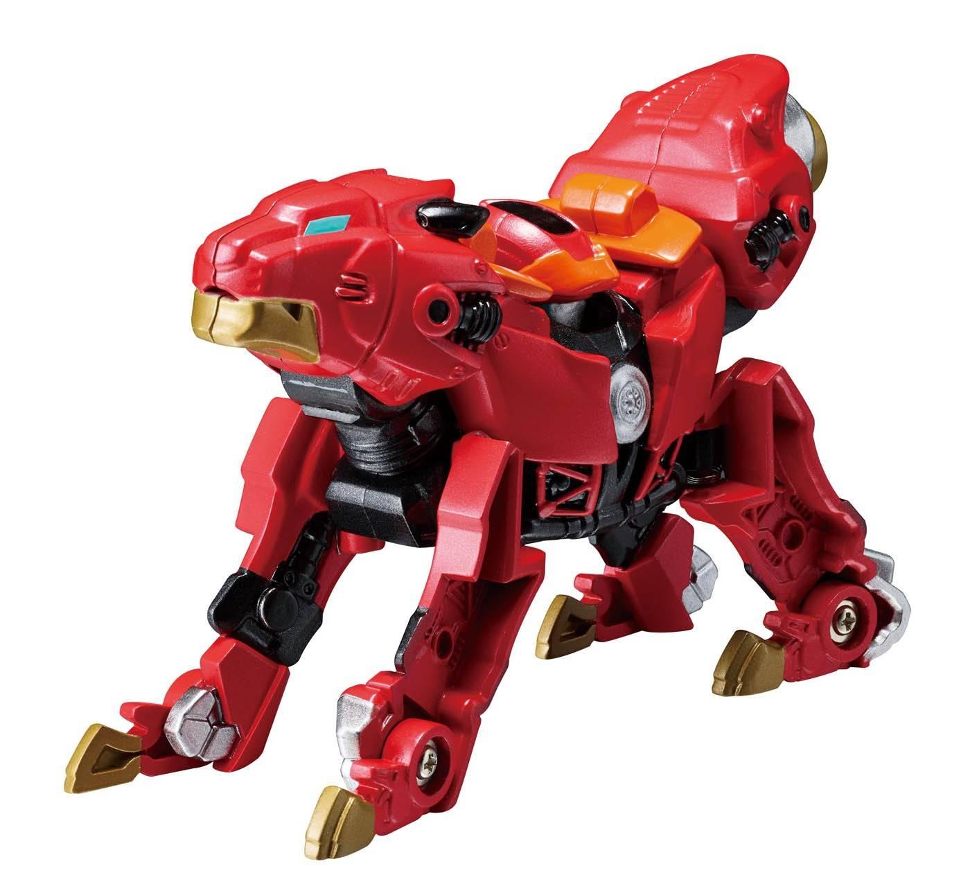 Metalions Ghost Robot transformer figurka 314029